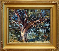 the banyan tree [sold] by emile albert gruppe